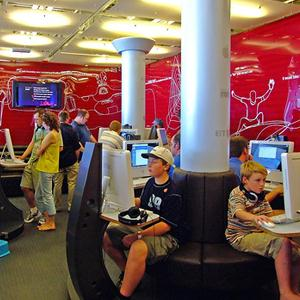 Интернет-кафе Архангельска
