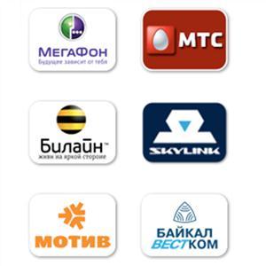 Операторы сотовой связи Архангельска