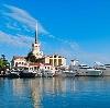 Речные и морские вокзалы в Архангельске