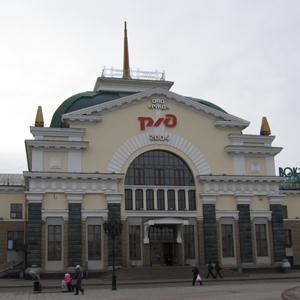 Железнодорожные вокзалы Архангельска